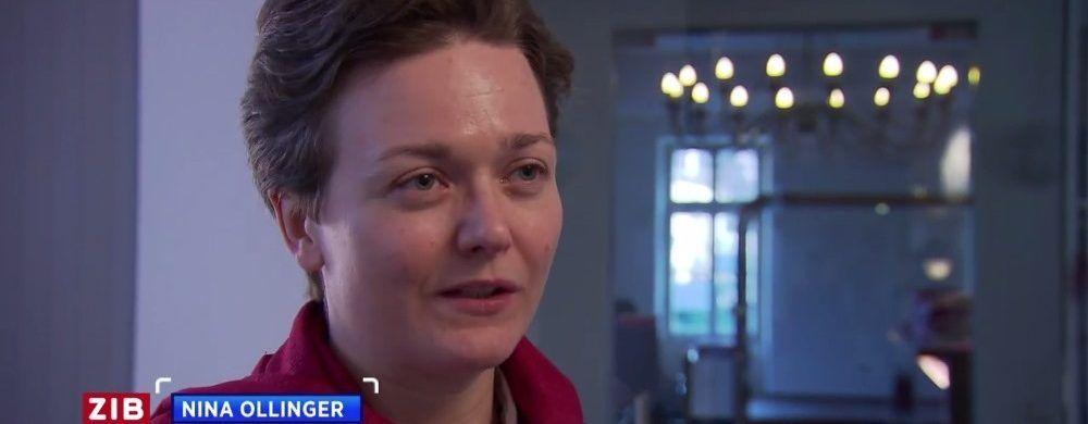 Rechtsanwältin Nina Ollinger Informiert In Der Zib 1 über Das Neue