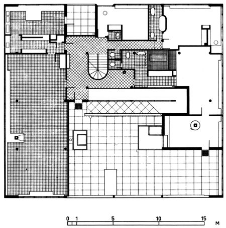villa savoye par le corbusier le corbusier pinterest villas architecture and architecture. Black Bedroom Furniture Sets. Home Design Ideas