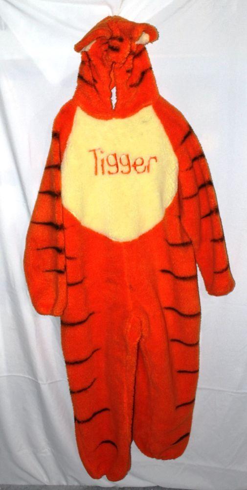 costume Adult tigger