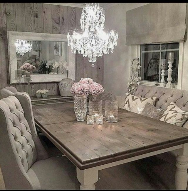 Rustic Shabby Chic Decor Is My Absolute Favourite