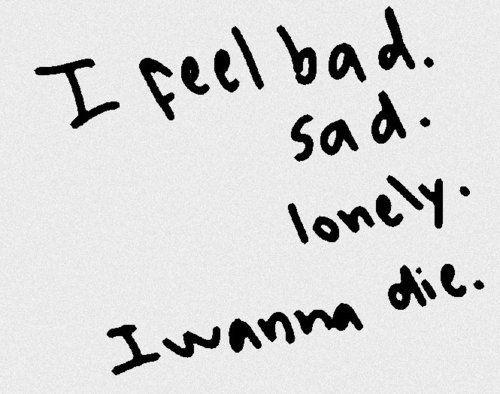 Please, Just Someone Kill Me Before I Kill Myself, I'm