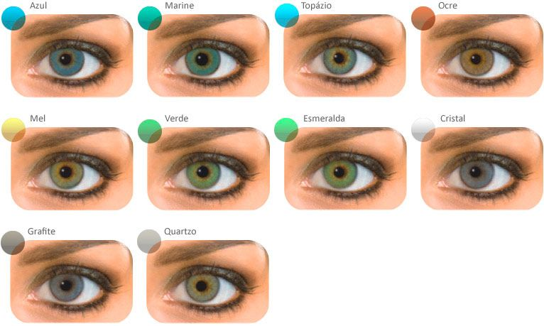 c9a2d68c90bde Solótica Natural Colors Contacts  The least opaque in the range, with a  thin, light grey limbal ring.    the contacts over BLUE iris eyes