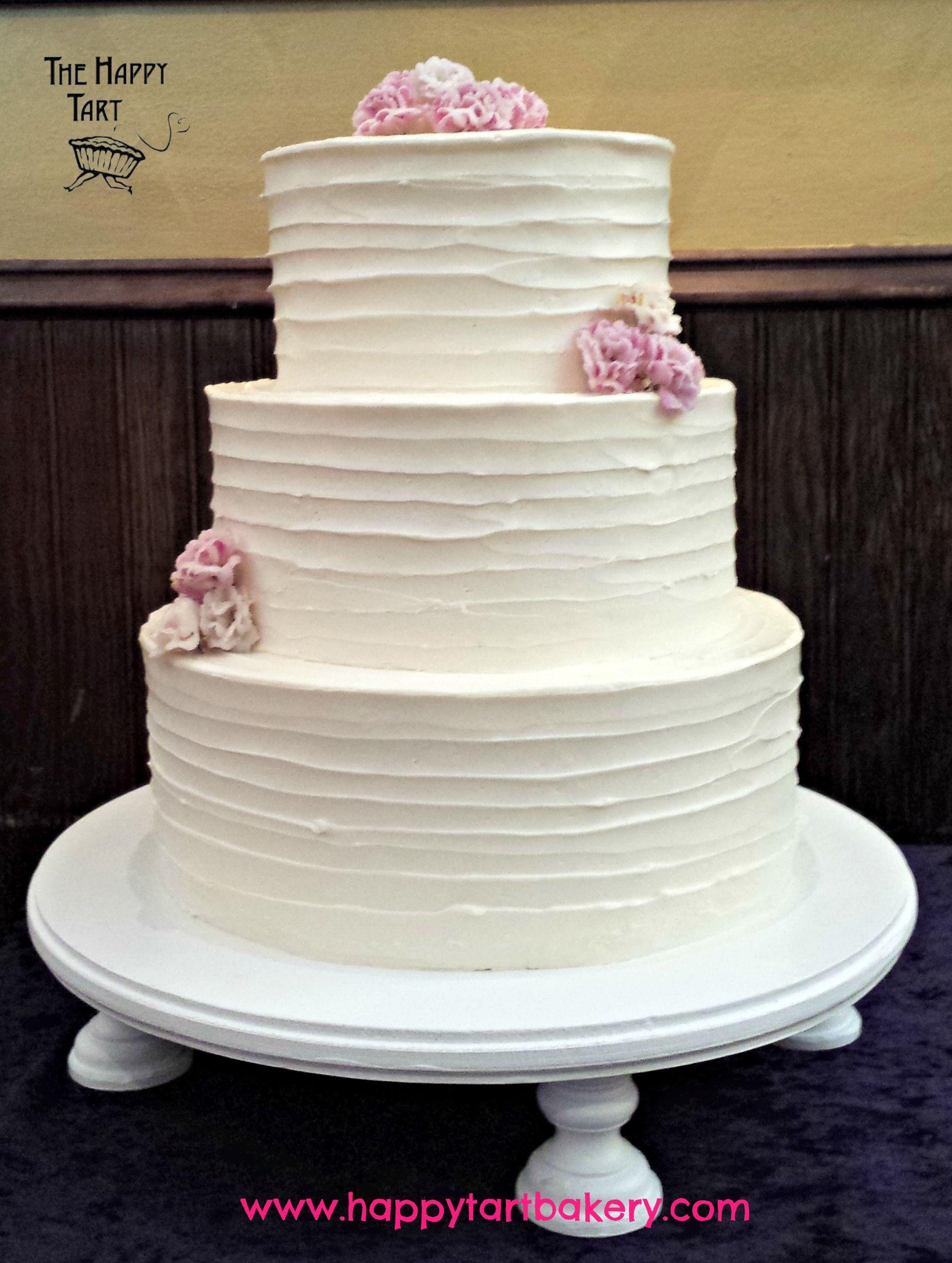 Wedding Cakes Buttercream Pinterest