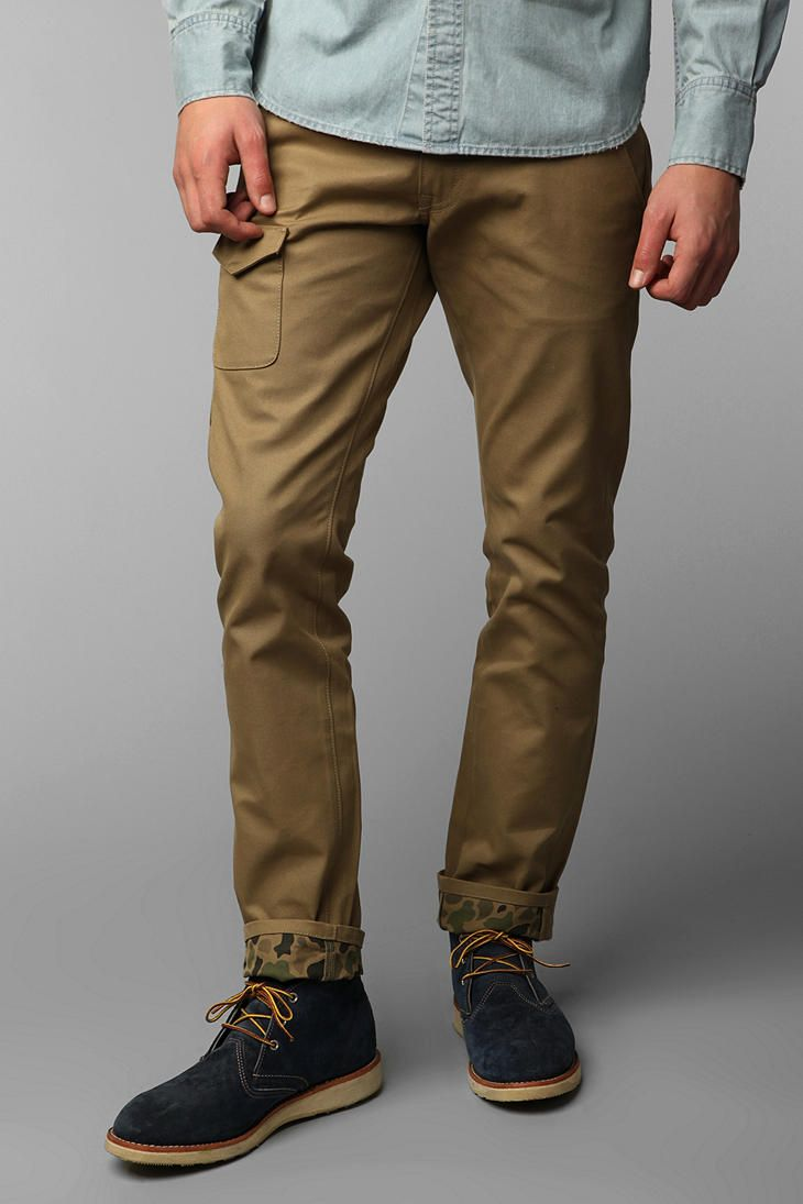 5564ac5f7bf Levi's 511 Camo Cuff Trouser | Dreams | Suits, sneakers, Trousers ...