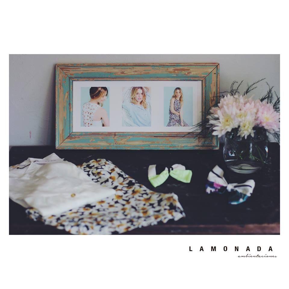 Delicada y femenina la nueva colección de QSDM ------  Primavera - Verano 16