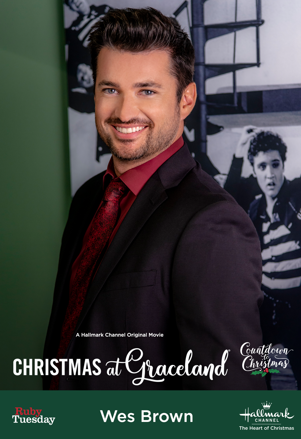 Christmas At Graceland 2018 Hallmark Poster.Pin By Melody Gause On Christmas Movies Hallmark