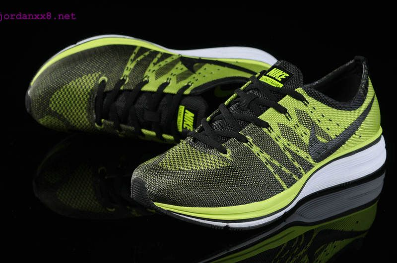 sale retailer edf12 43d35 ... australia nike flyknit racer lime green volt black white trainer volt  womens sneakers 303c5 eece2
