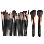 Photo of 22 pieces Cosmetic Makeup Brushes beautyxhealth # BeautyBlog #MakeupOfTheDay #Mak …