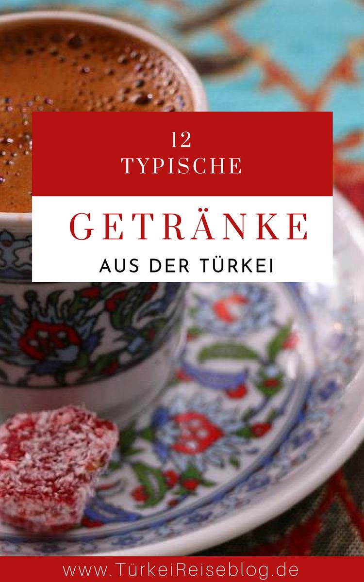 12 Getränke aus der Türkei die Du im Urlaub einmal probieren musst ...