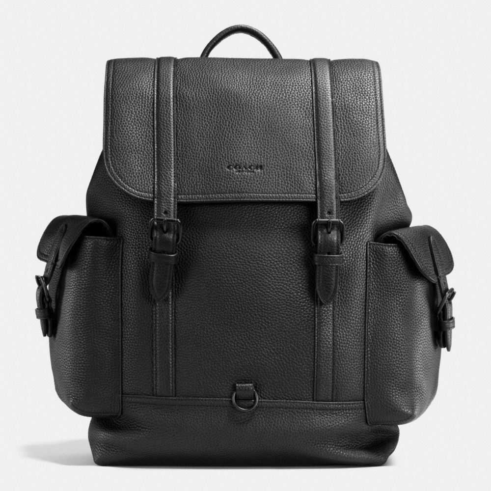 c8735a6170d9 ... denmark coach metropolitan rucksack in pebble leather. coach bags  leather lining backpacks e9cde 19bef switzerland coach men ...