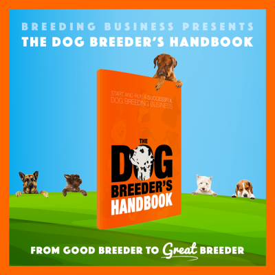 As A Dog Breeder Each Puppy You Sell Or Buy Must Be Accompanied