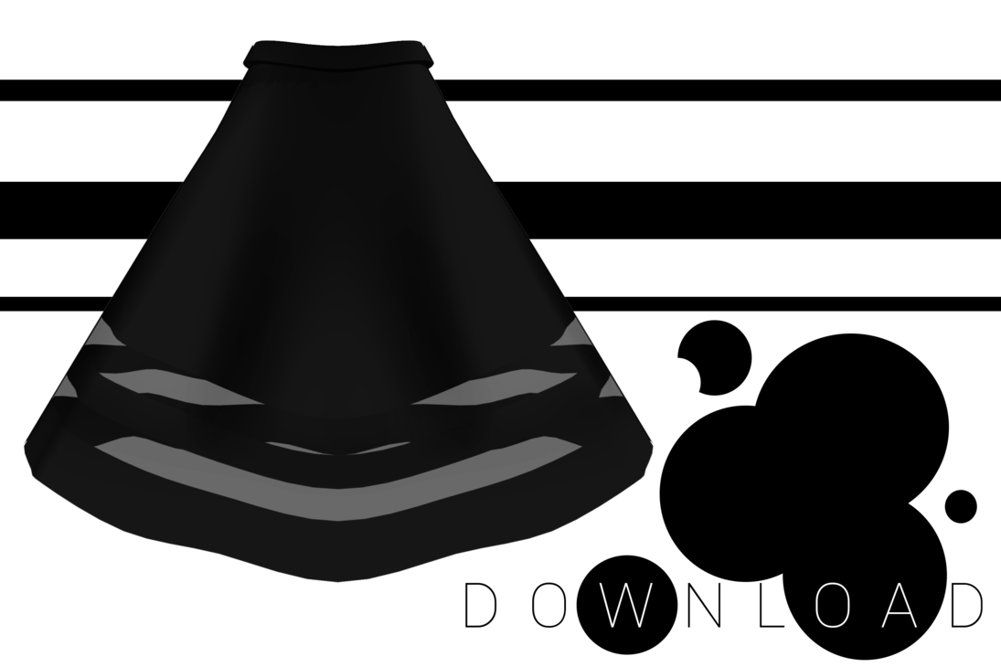 Pin By Usako On Mmd Model Parts Black Skirts Potion Bottle