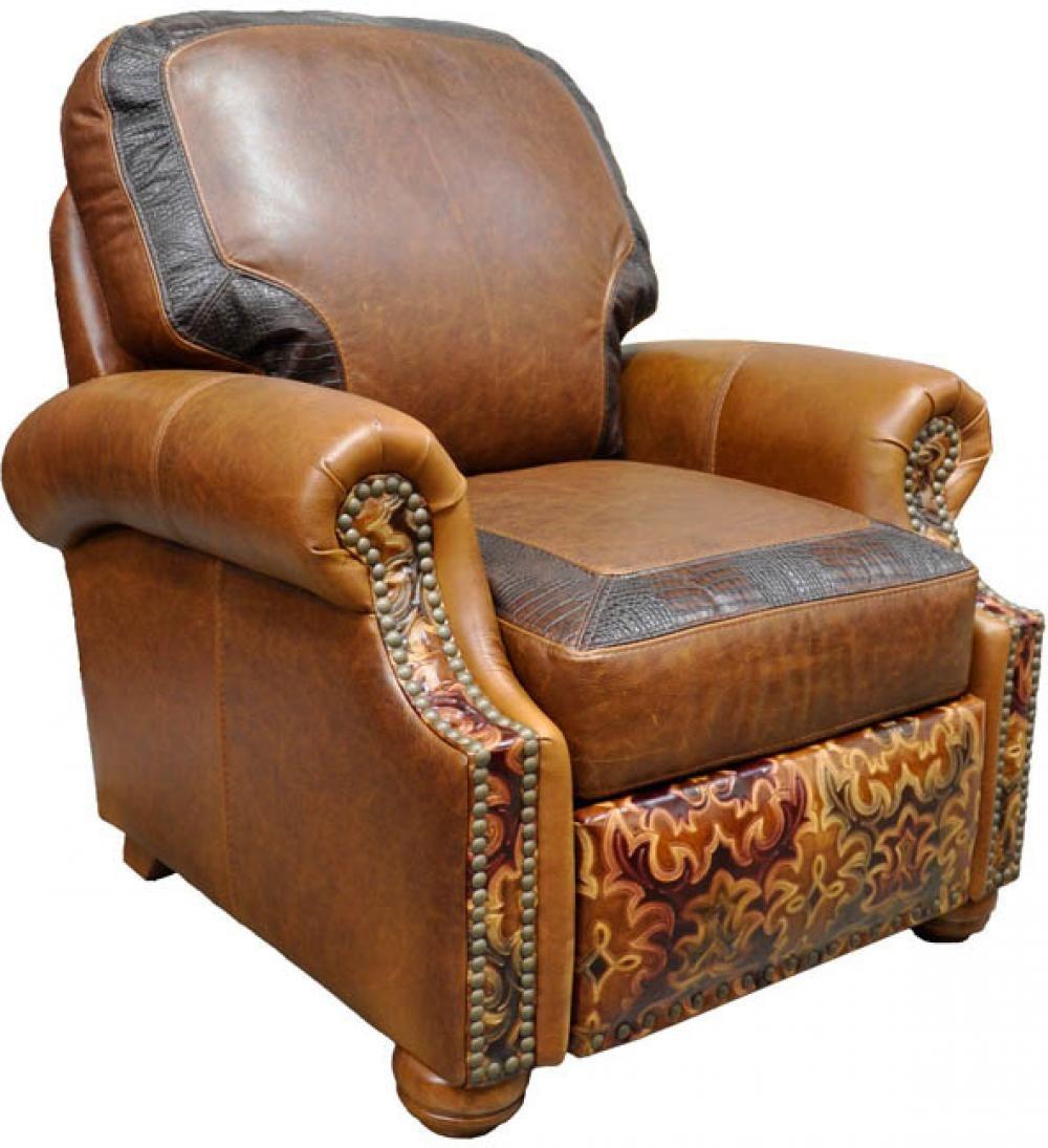 Palliser Gunslinger Recliner Recliner Leather Recliner Leather Furniture