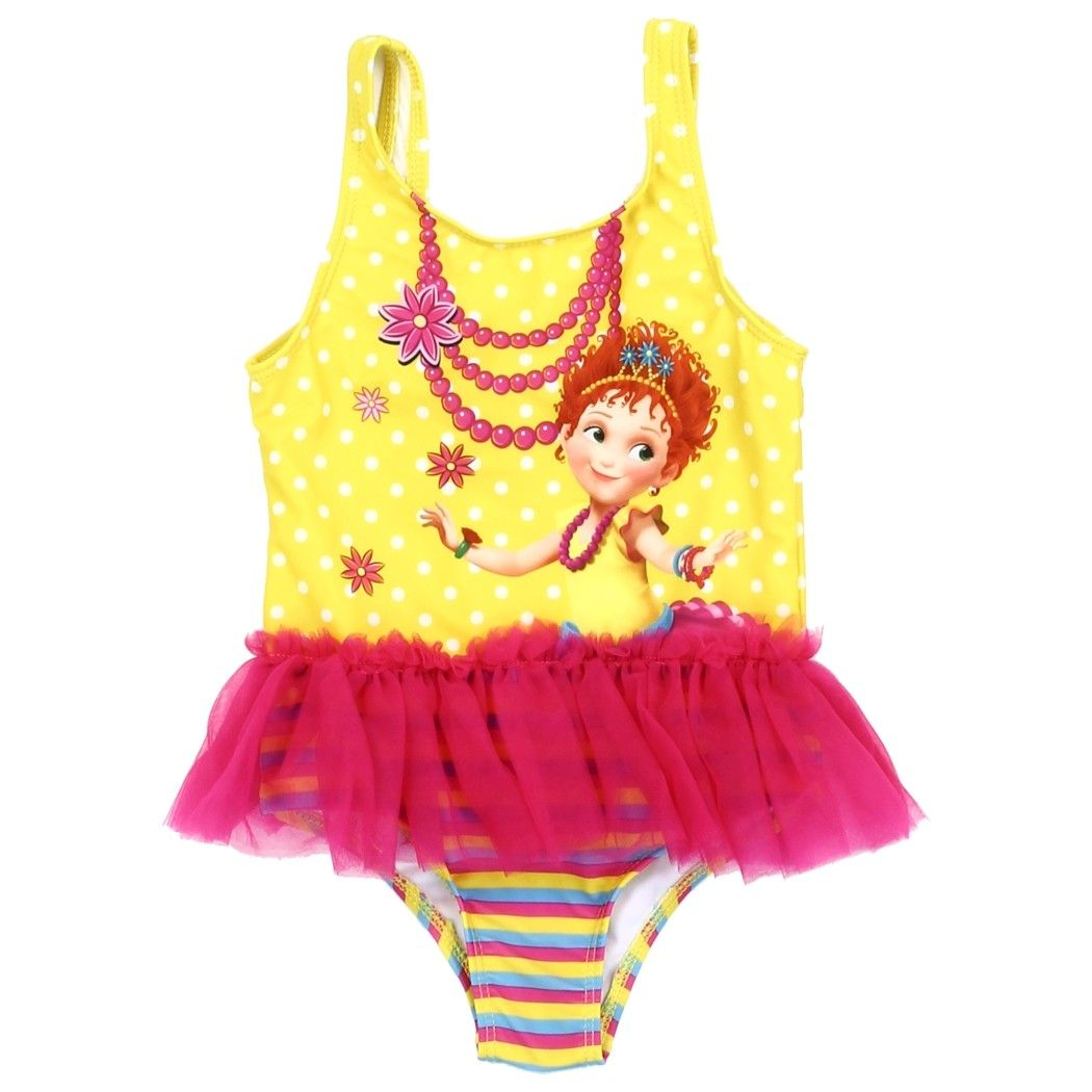 55226ef481baa Fancy Nancy, Red Swimsuit, Toddler Girls, Kids Fashion, Girl Outfits, Disney