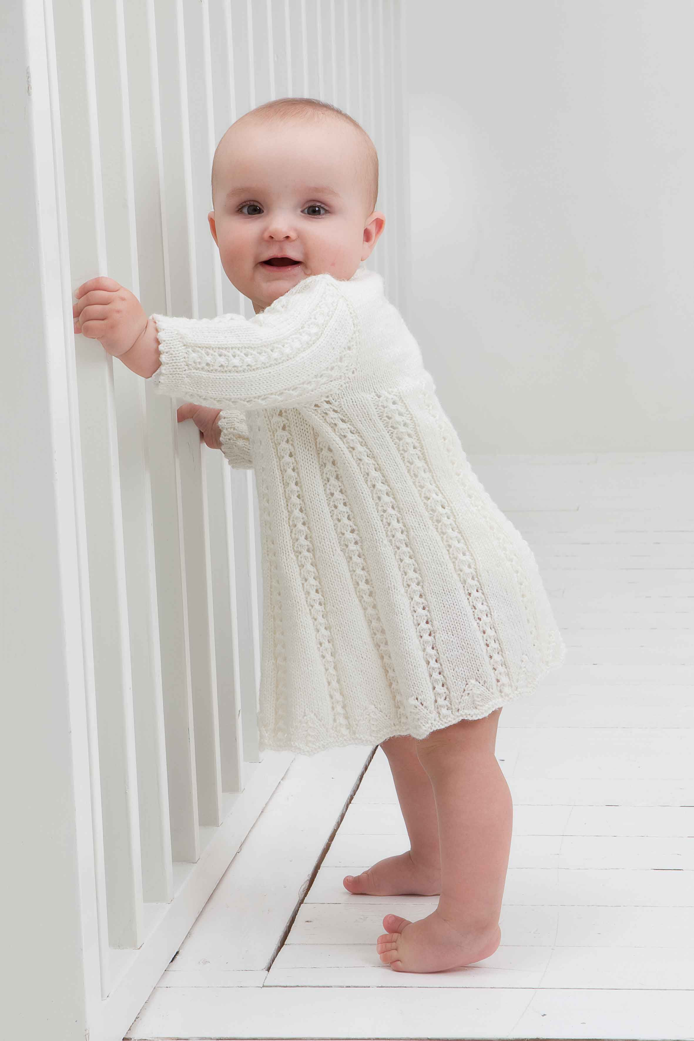 kjole str 56 baby