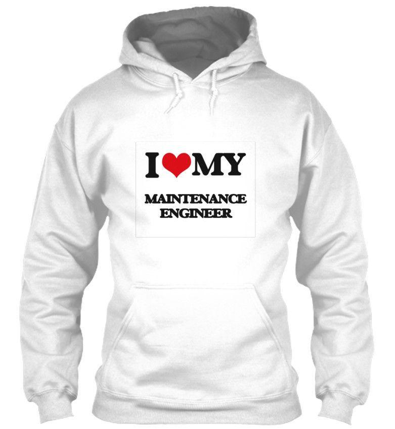 Engineer Mom Gildan Hoodie Sweatshirt