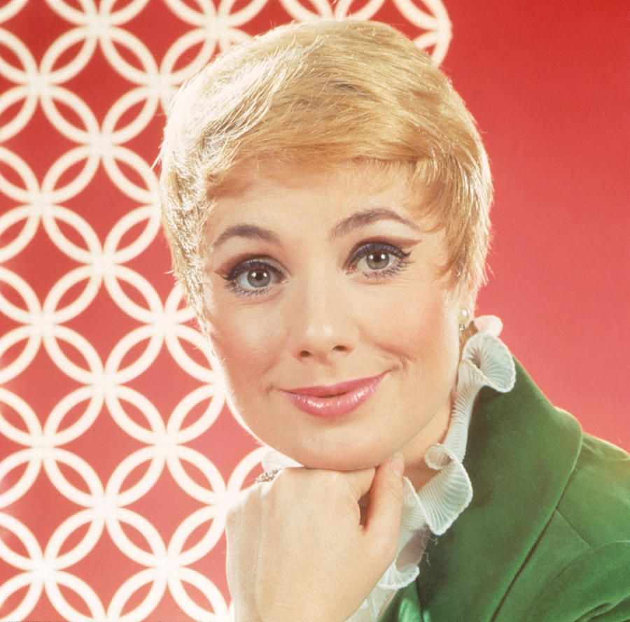 the partridge family, shirley jones canvas print / canvas art by
