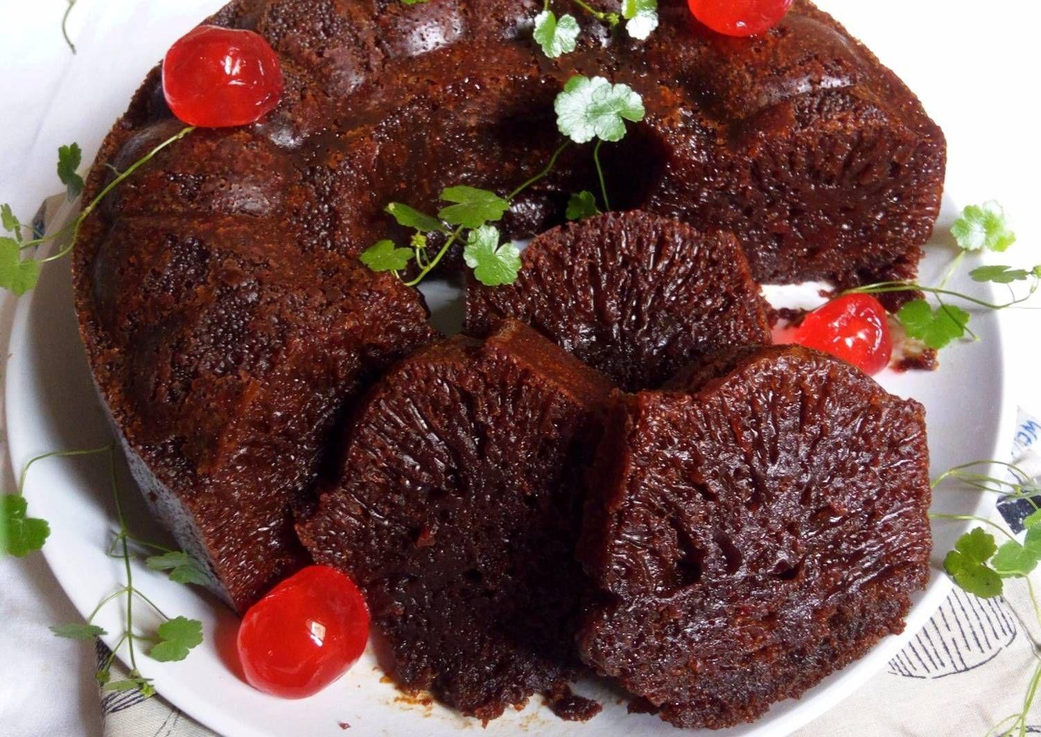 Resep Bolu Karamel Sarang Semut 5 Telur No Mixer Oleh Diyah Kuntari Resep Resep Resep Kue Kue Mentega