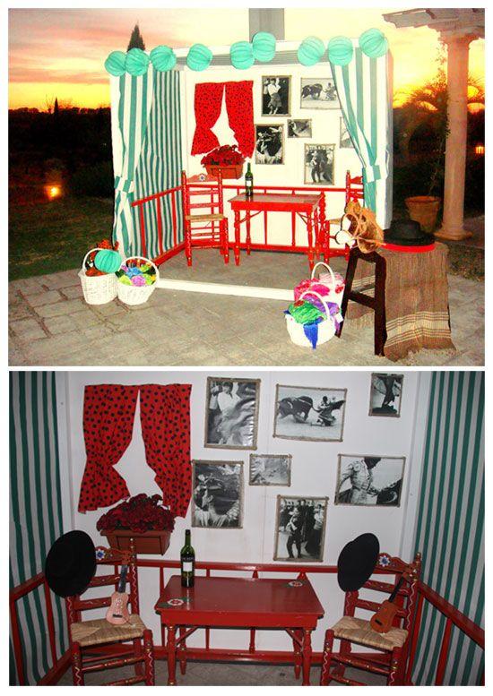 CASETASFERIA BODAS Fotocol Pinterest Feriados Fiestas y Boda