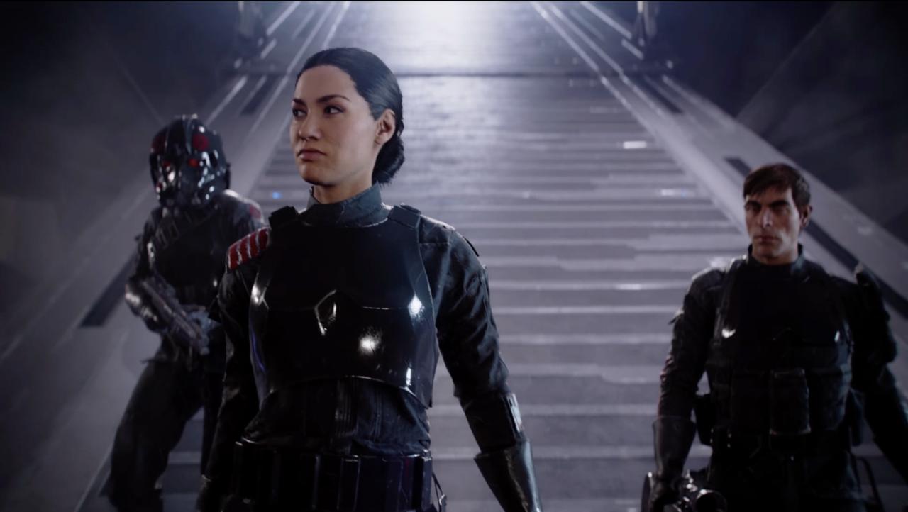 Candid Camera Star Wars : Star wars battlefront ii review netflix categories