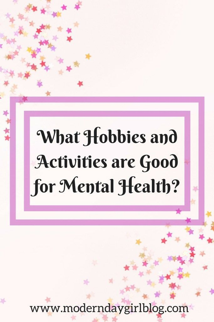 Let S Beat It Together What Hobbies And Activities Are Good For