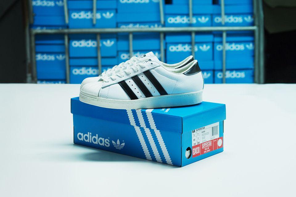 "adidas Consortium Superstar ""Made in France"""