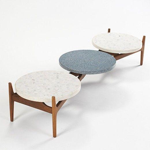 307 greta magnusson grossman coffee table modern design 10 october 2006 auctions wright. Black Bedroom Furniture Sets. Home Design Ideas