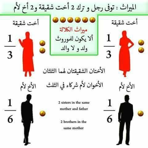 Pin By Mohamed Abousafeen On الميراث Learning Arabic Words Mother And Father