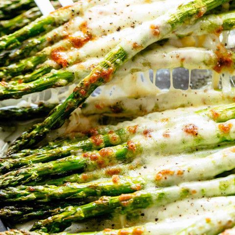 Asparagus Recipes Baked Easy Veggies