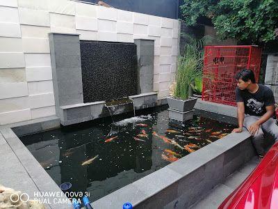 tukang kolam koi di lamongan|jasa kolam minimalis lamongan