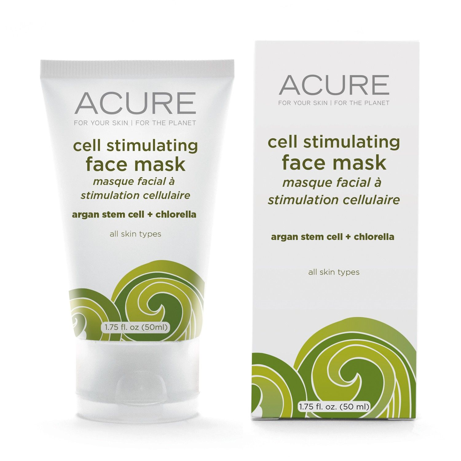 Acure Organics Cell Stimulating Facial Mask, $9.99