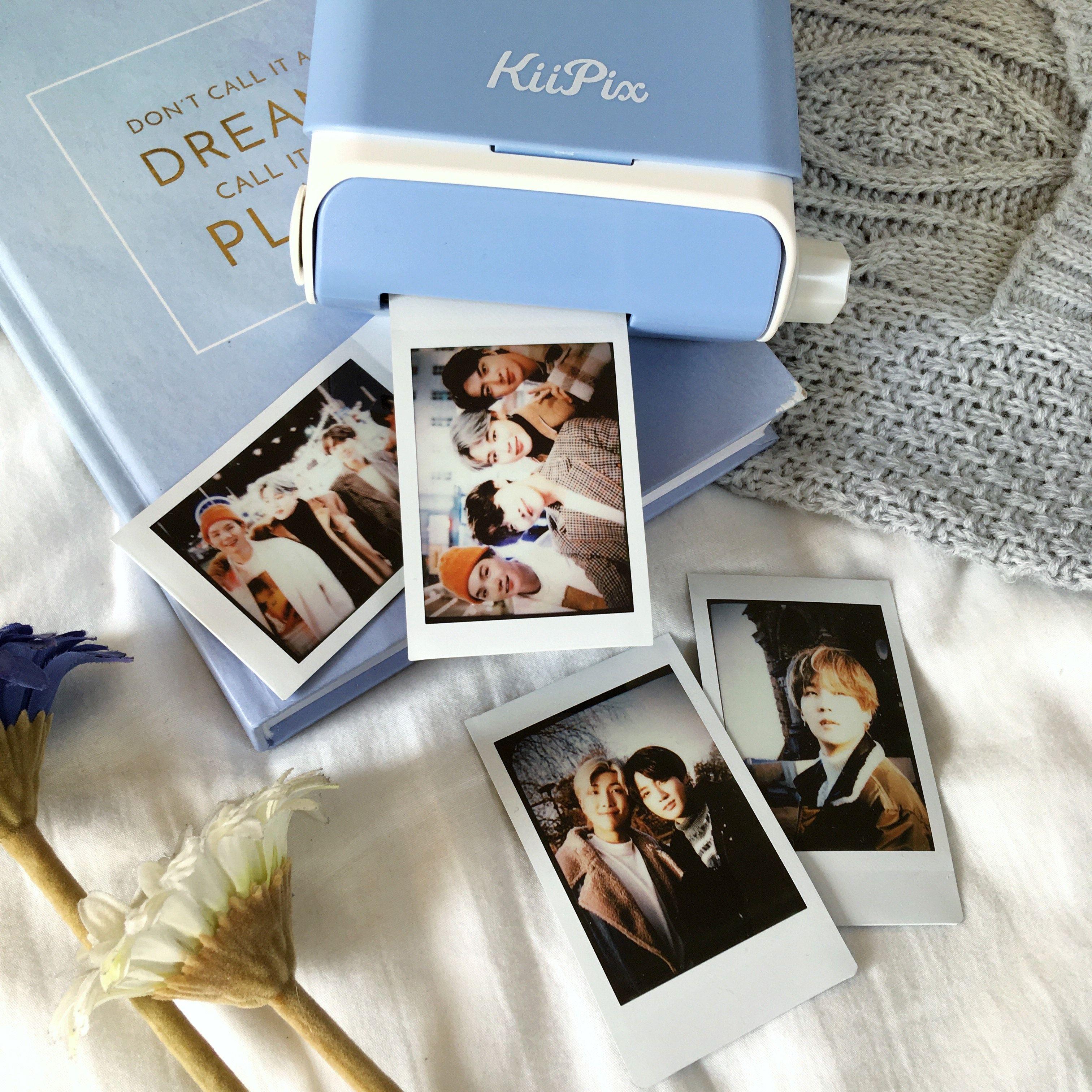 Glow Up Goals In 2020 Portable Photo Printer Photo Printer Polaroid Printer