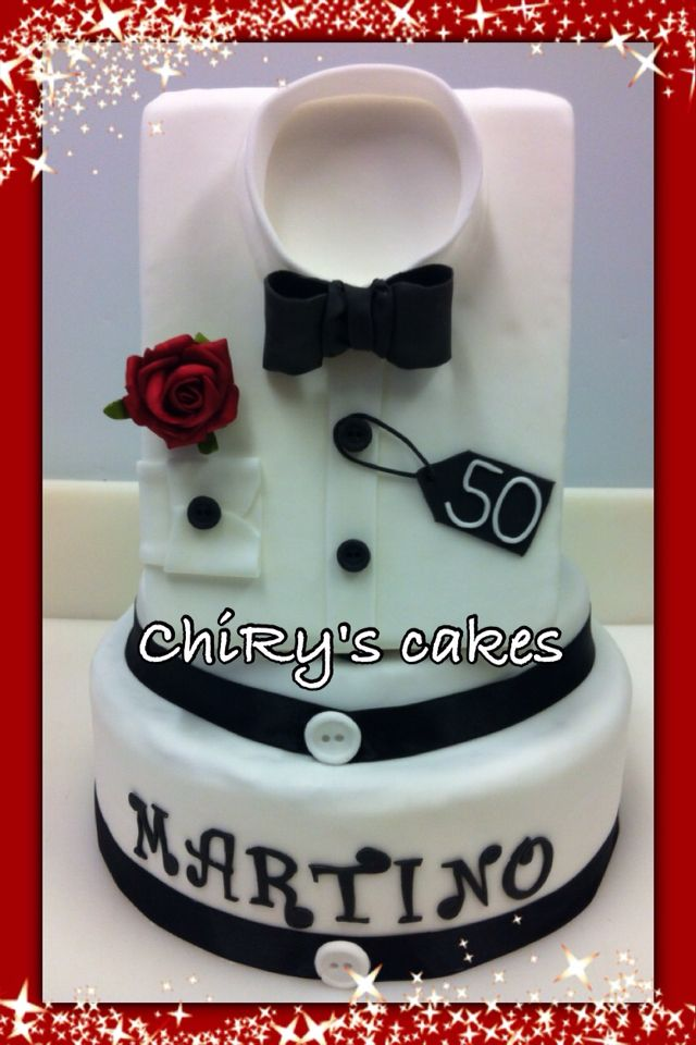 Favori Decorazione x torta di compleanno #50anni #compleanno #birthday  CD97