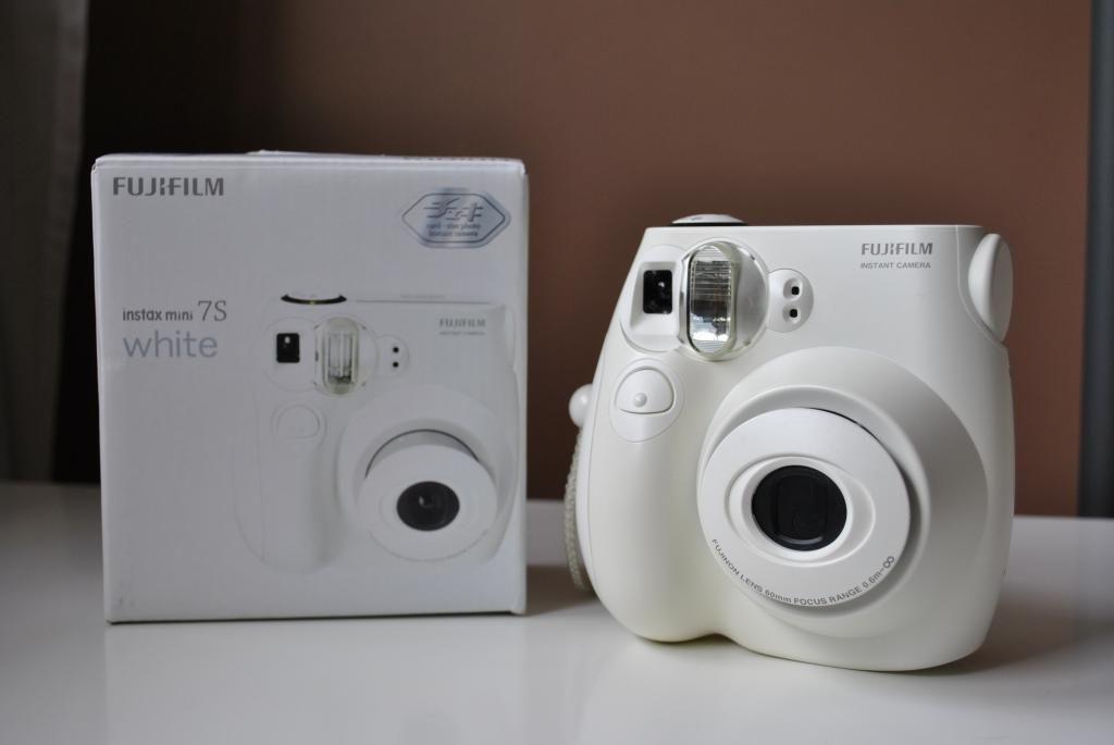 Aparat Fujifilm Instax Mini 7s Polaroid Bcm 3274686754 Oficjalne Archiwum Allegro Instax Mini Fujifilm Instax Mini Instax Mini 7s