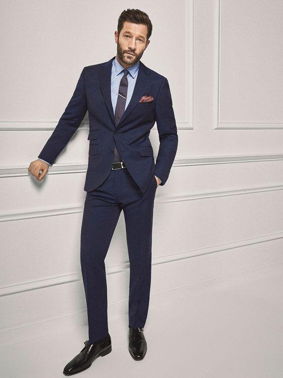Be A Gentleman Mens Suits Suits Men