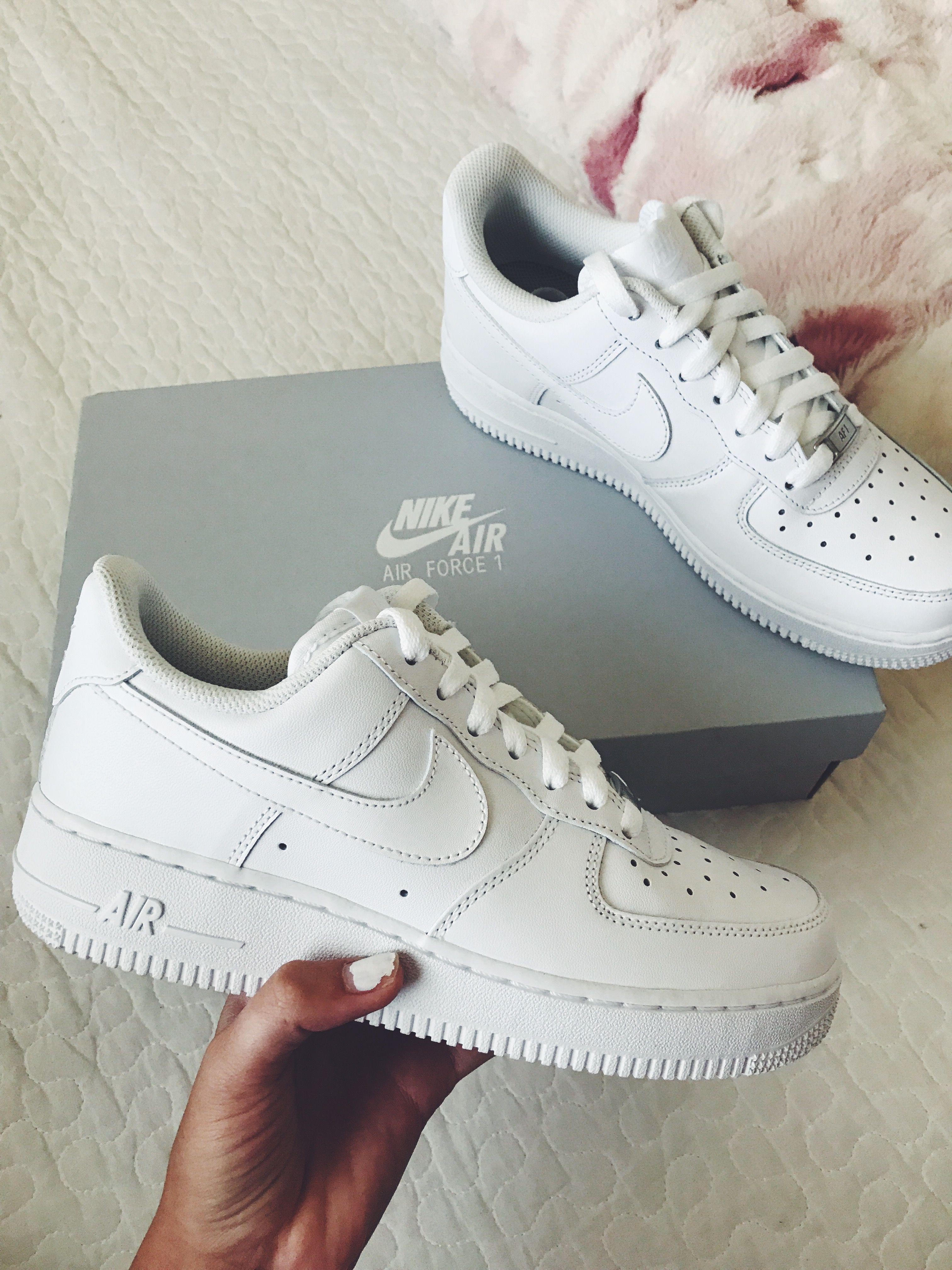 sports shoes c3187 a965a white NIKE AIR Force 1