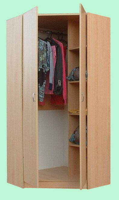 separation shoes 99765 da0f8 Junita 2 door corner wardrobe - m2090w white | مطبخ in 2019 ...
