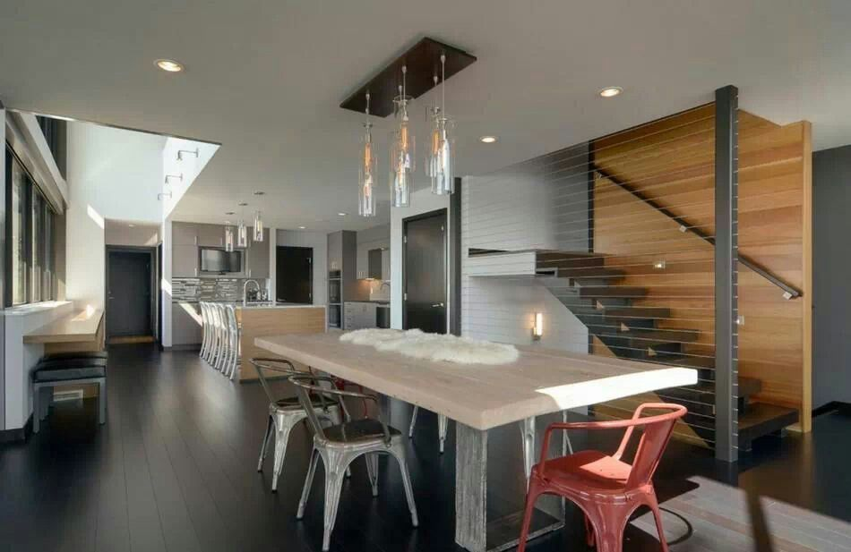 Modern home design in usa reflecting grandeur edgewater residence interior design showering in the woods home decor