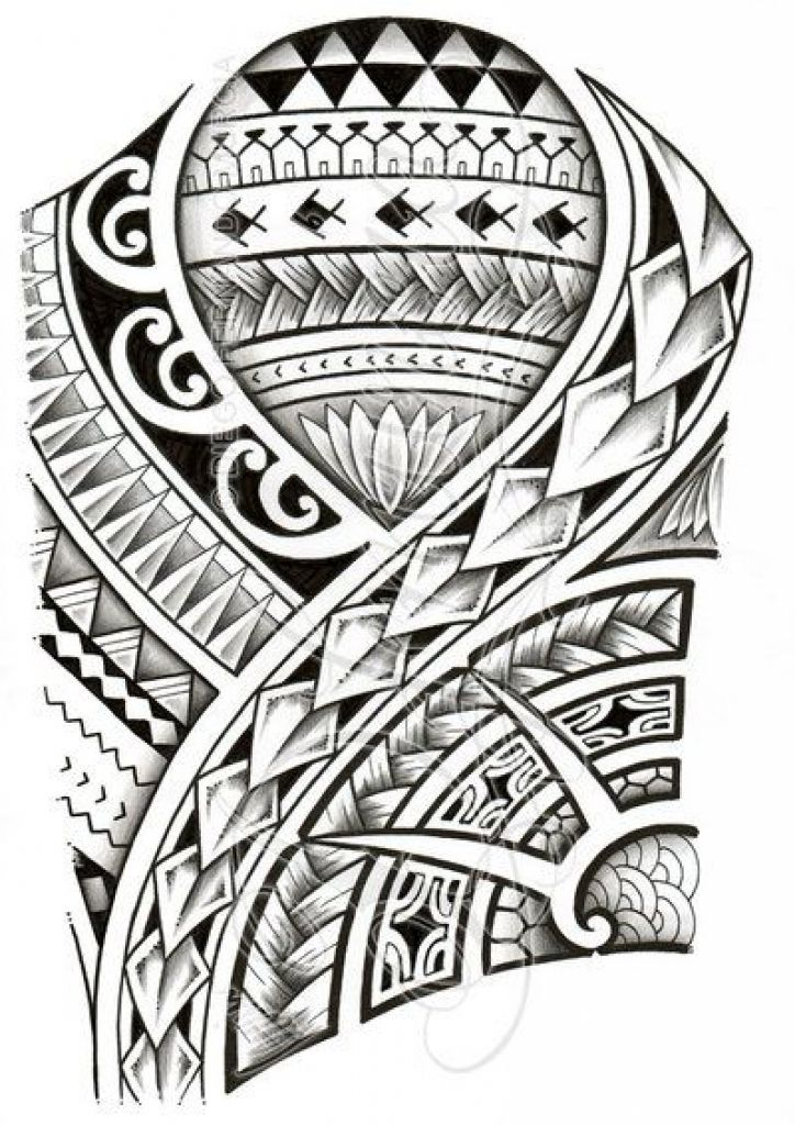 Tribal Maori And Polynesian Tattoo: The Most Awesome Maori Tattoo Intended For Tattoo Art
