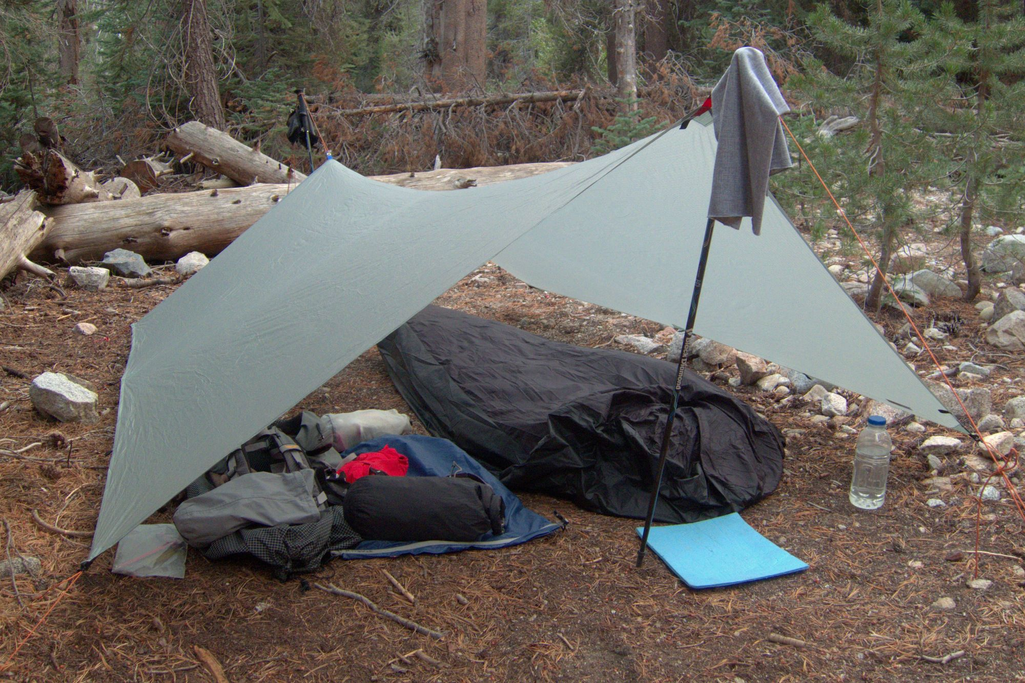 Tarp And Bivy Guidelines From Andrew Skurka Bivy