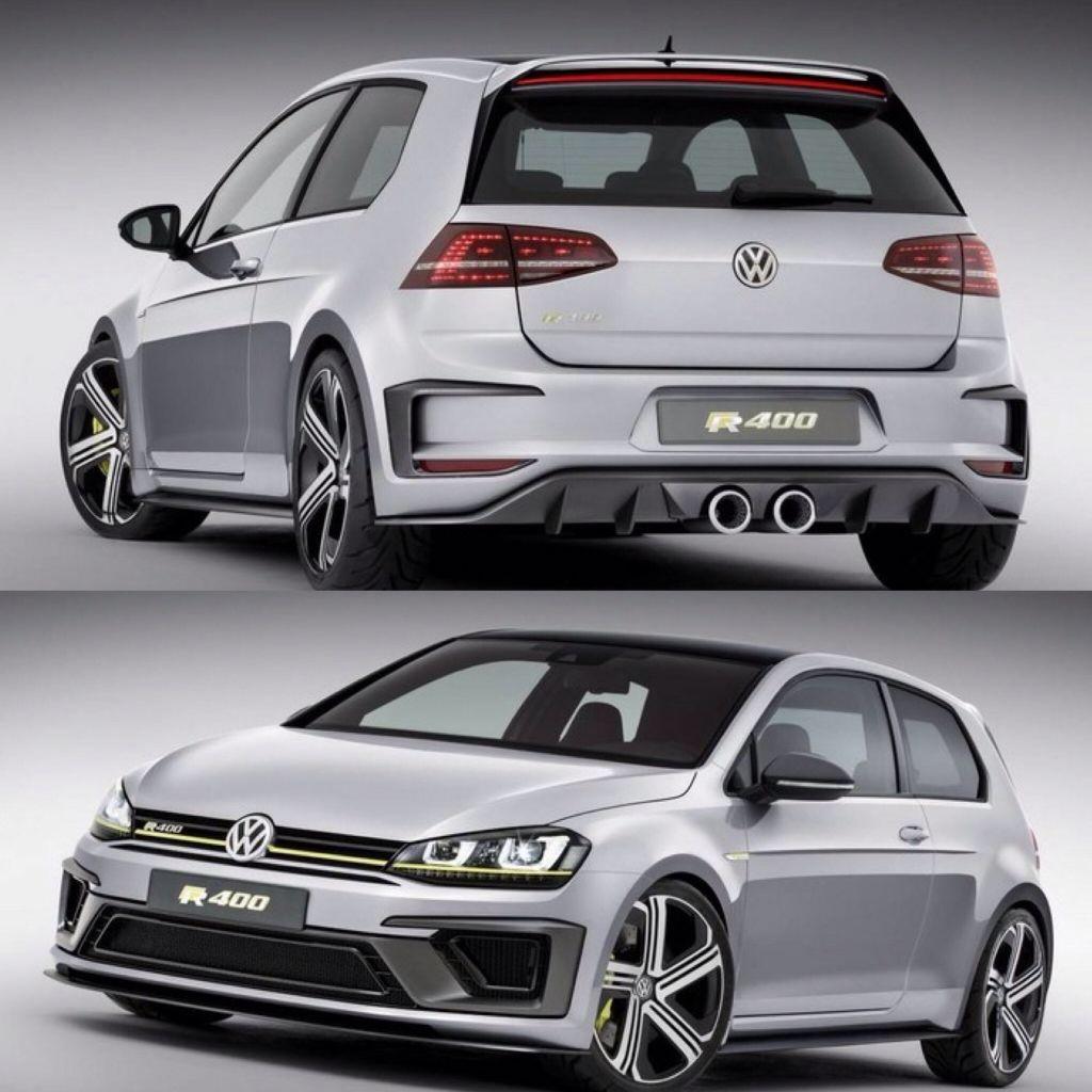 Novo GOLF R 400 2017 Super carros, Novo golf, Carros