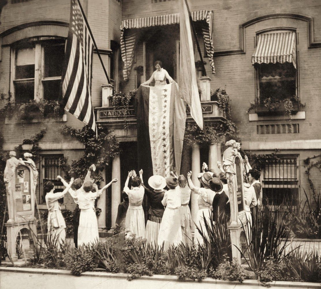 suffrage badass in chief alice paul leading celebration of  suffrage badass in chief alice paul leading celebration of tennessee s ratification of the 19th