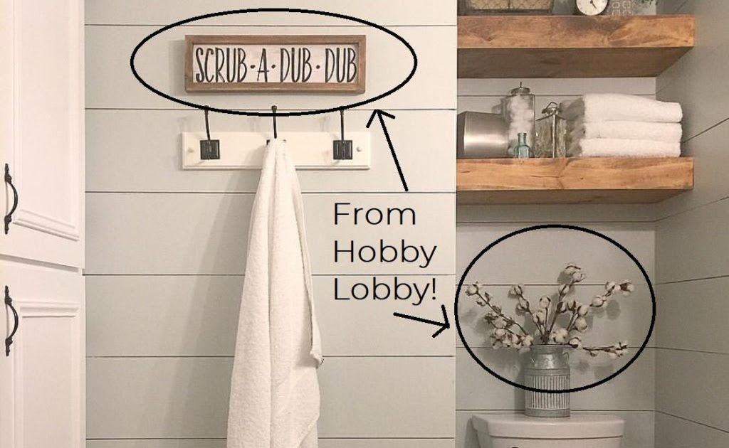 Hobby Lobby Bathroom Decor Home Decorating Ideas Hobby Lobby Bathroom Decor Nitt Info Farmhous In 2020 Restroom Decor Bathroom Furniture Design Modern Bathroom Decor