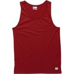 Photo of Vintage Industries Cruzer Shirt Red L Vintage Industries