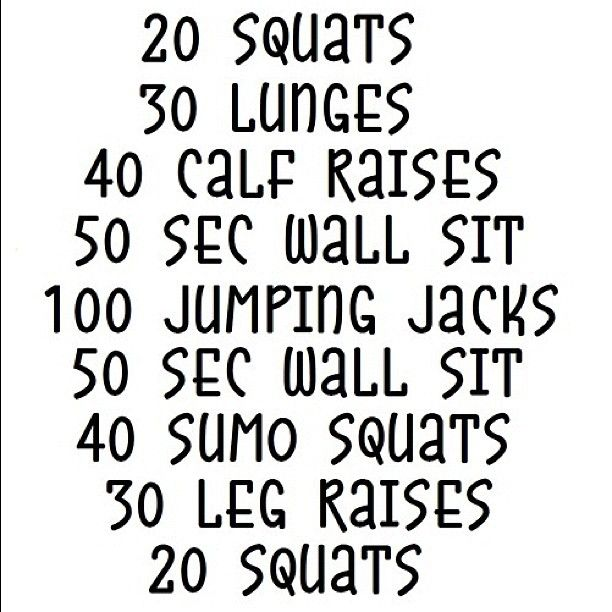 06may13 Wow I Def Felt The Burn Do 3 Sets Of This Routine Modify
