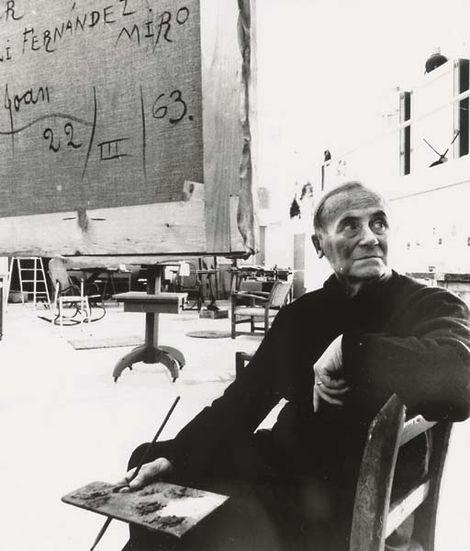 Bill Brandt, Joan Miró on ArtStack #bill-brandt #art