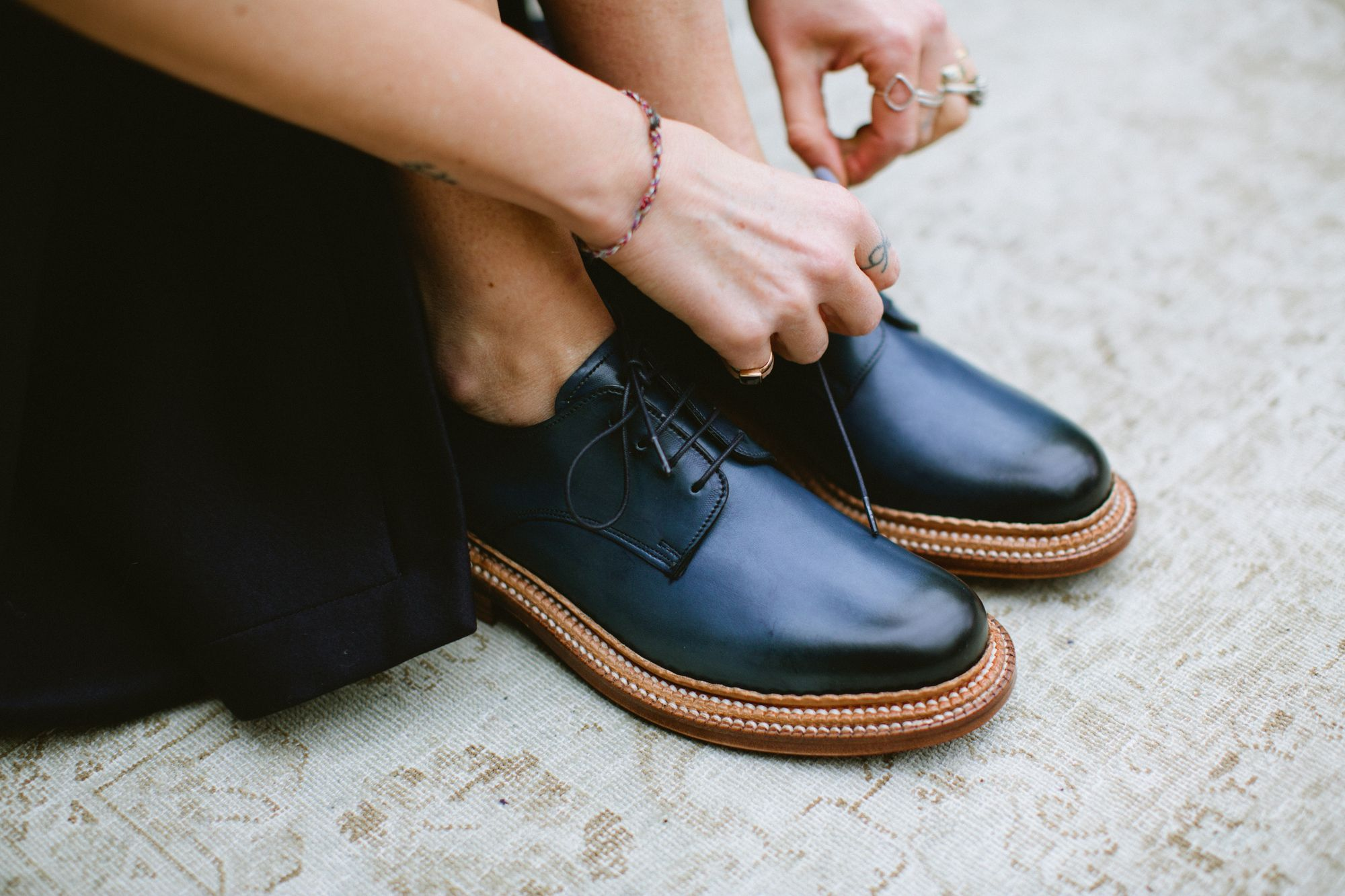 sports shoes efcb9 3fa44 Evie | Scarpe in 2019 | Derby shoes, Derby, Goodyear welt
