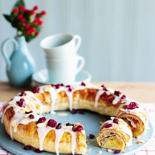 Almond And Apricot Danish Pastry Recipe In 2019