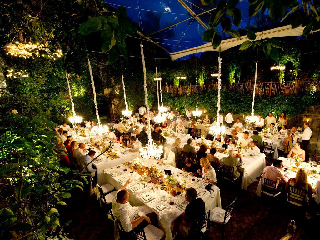 Have a look at some of the elegant weddings and events in
