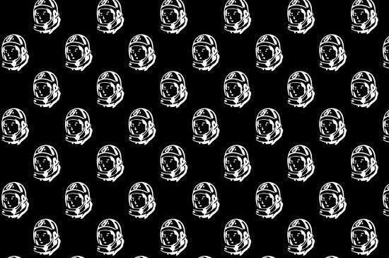 Wallpaper Pattern Ahoodie Billionaire Boys Club